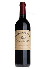 2001 Clos du Marquis, St Julien