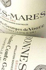 2003 Bonnes Mares Domaine Comte Georges de Vogüé