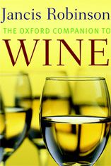 The Oxford Companion to Wine, 3rd Edition, Jancis Robinson
