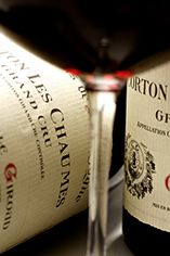 2005 Corton, les Chaumes, Camille Giroud