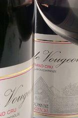 2005 Clos de Vougeot, Grand Cru, Domaine Bertagna