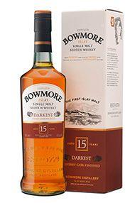 Bowmore, Darkest, 15-year-Old, Islay, Single Malt Whisky (43%)