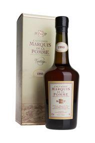 1980 Calvados Marquis de la Pomme