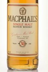 MacPhail's, 30-year-old, Single Malt Scotch Whisky (40%)
