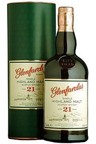 Glenfarclas, 21-year-old, Speyside, Single Malt Scotch Whisky (43%)
