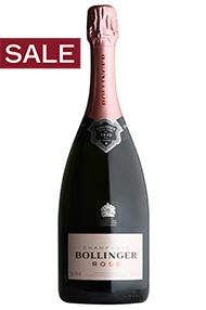 Champagne Bollinger, Rosé