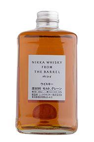 Nikka, From the Barrel, Japanese Whisky (51.4%)