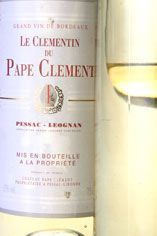 2007 Ch. Pape Clement Blanc, Pessac-Leognan