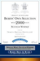 2000 Berrys' Own Selection North British Single Grain Whisky, 46.0%