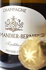 Champagne Larmandier Bernier, Blanc de Blancs Premier Cru, Extra Brut