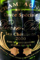 2000 Champagne Pierre Peters, Les Chétillons