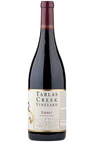 2007 Tablas Creek Vineyard Esprit de Beaucastel, Paso Robles, California