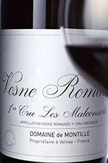 2008 Vosne- Romanée, Les Malconsorts, 1er Cru, Domaine de Montille