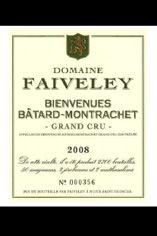 2008 Bienvenues-Bâtard-Montrachet, Grand Cru, Domaine Faiveley