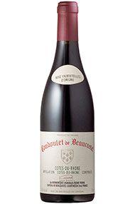 2008 Coudoulet de Beaucastel Rouge, Côtes du Rhône, Ch. de Beaucastel