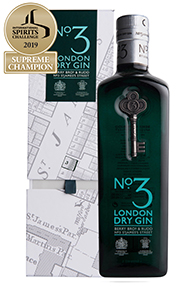 No.3 London Dry Gin (UK customers only)