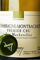 2009 Chassagne-Montrachet, Macherelles 1er cru, Jean-Yves Devevey