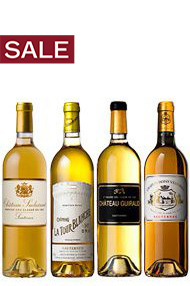 2009 Liquid Gold Assortment Case Sauternes