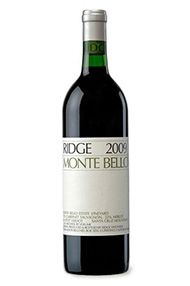 2009 Ridge Monte Bello, Santa Cruz County, California