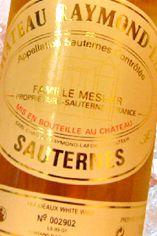 2009 Ch. Raymond Lafon, Sauternes