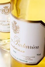 2009 Ch. Partarrieu, Sauternes