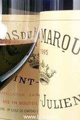 2002 Clos du Marquis, St Julien