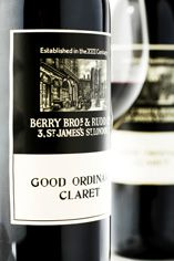 2009 Berrys' Good Ordinary Claret
