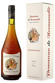 Christian Drouin, Pommeau de Normandie (17%)