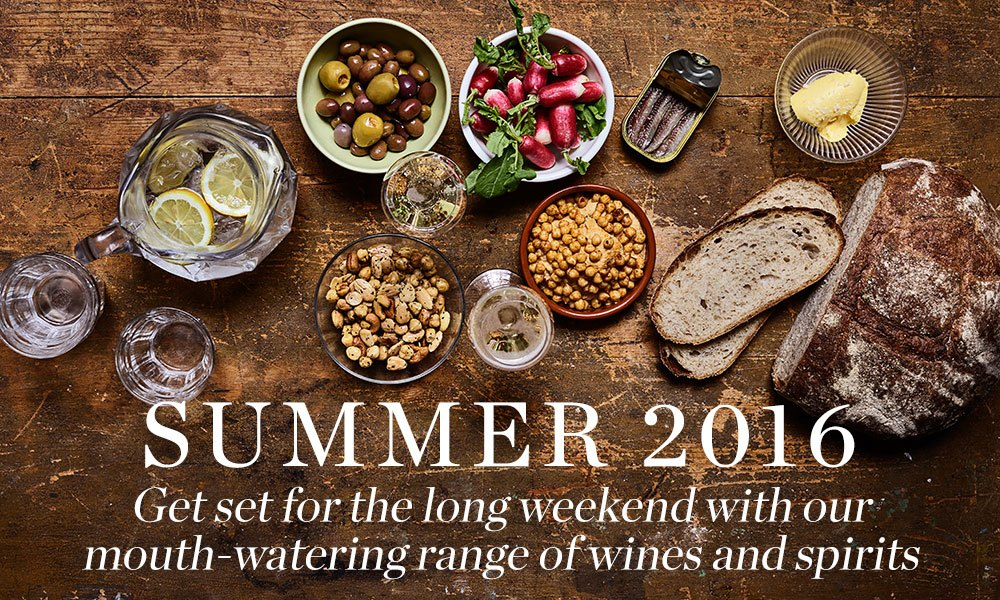 Summer 2016 at Berry Bros. & Rudd