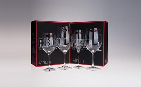 40% off Riedel Glassware