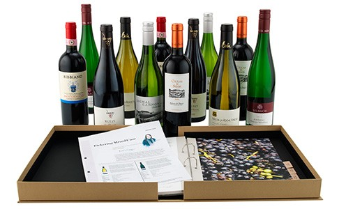 Pickering Mixed Case Tasting Note Archive